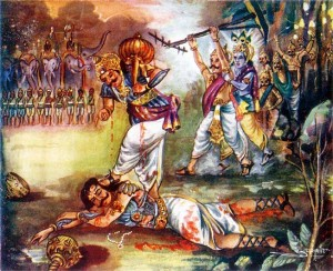 bhima-duryodhana